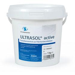 Dr.Schumacher Ultrasol® Active Flächendesinfektion 1 kg