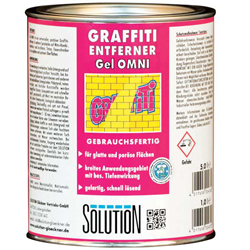 Gel OMNI Graffitientferner 1l