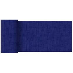 Duni Tischläufer 15 cm x 20 m linnea-dunkelblau