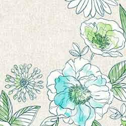 Vorschau: Duni Klassik Zelltuchservietten 40 x 40 cm jardin online kaufen - Verwendung 1