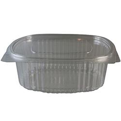 Salatschale oval