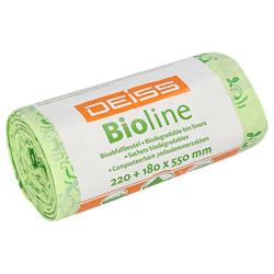 Deiss Bioline Abfallsack  10 Liter