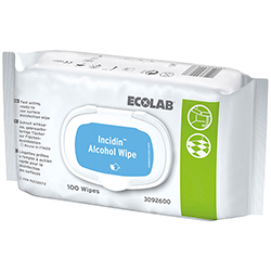 Ecolab ™ Alcohol Wipe