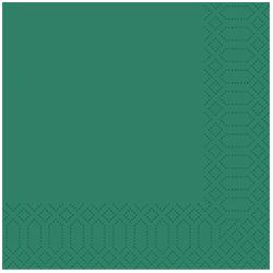 Duni Servietten 40 x 40 cm jägergrün