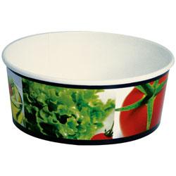 Papier-Salatschale 775 ml