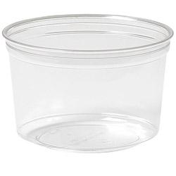 Duni Deli-Schale Crystal glasklar 500 ml ( 35 Stück )