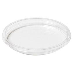 Duni Deckel glasklar ( 35 Stück )