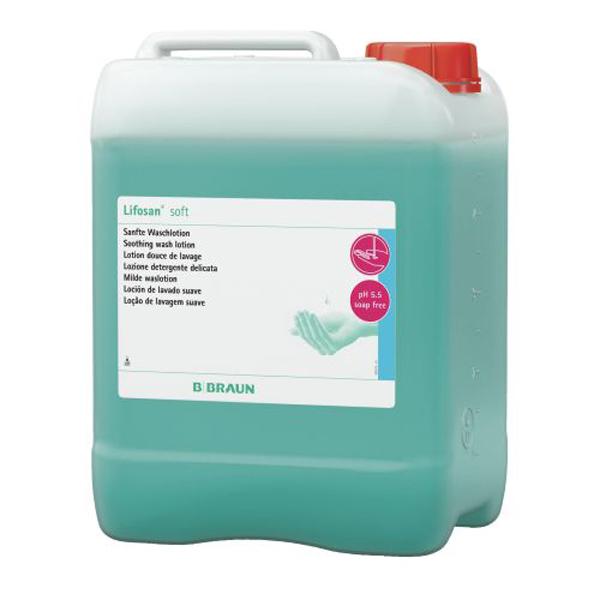 Lifosan® soft sanfte Waschlotion 5 Liter