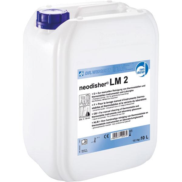 Dr.Weigert neodisher® LM 2 Tauchreiniger 10 Liter