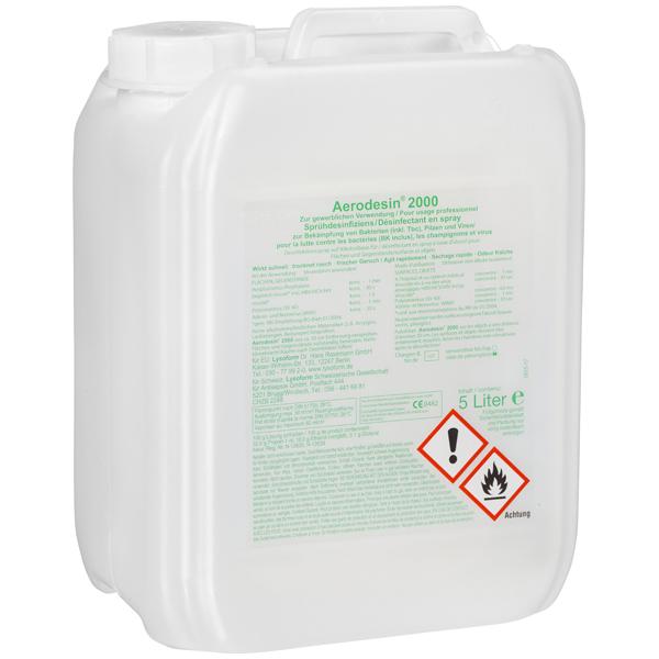 Lysoform Aerodesin®2000 Sprühdesinfektion 5 Liter