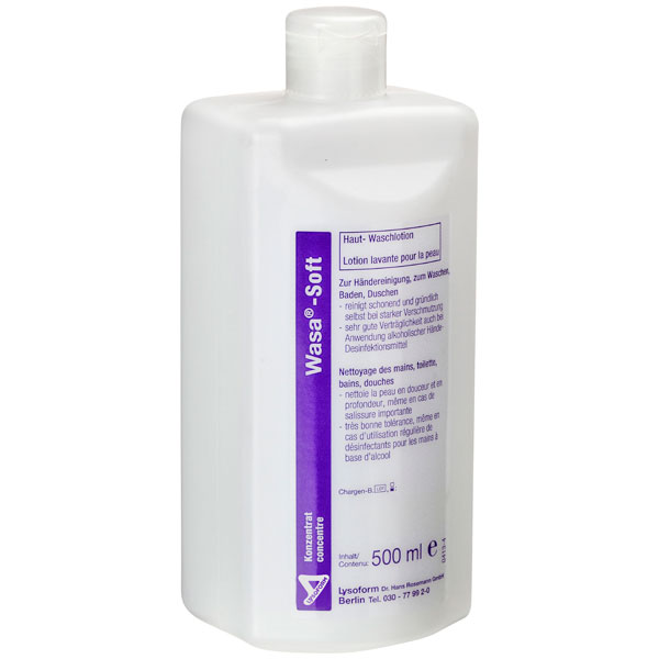 Lysoform Wasa®-Soft Waschlotion 500 ml