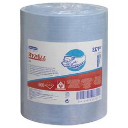 WypAll® X60 Tücher Großrolle  blau 8371