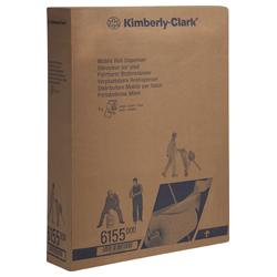 Kimberly-Clark Wischtuchspender Professional™ blau 6155