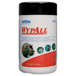 WypAll® Reinigungstücher (vorgetränkt) grün 7772