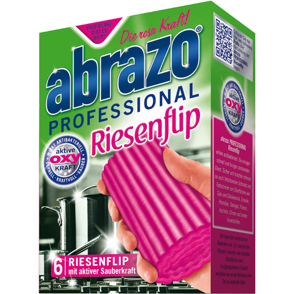 Abrazo PROFESSIONAL Riesenflip