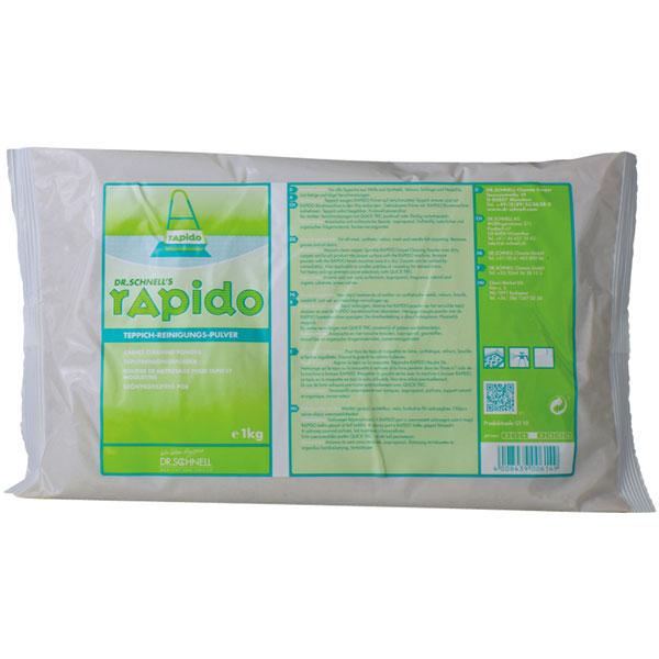 Dr.Schnell Rapido Teppichreiniger-Pulver 10 x 1 kg