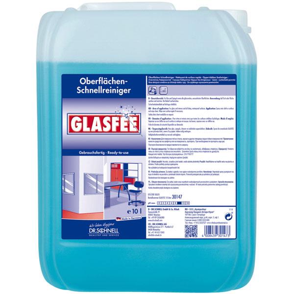 Dr.Schnell GLASFEE Glasreiniger 10 Liter