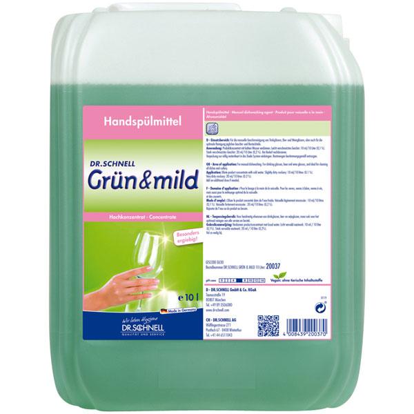 Dr.Schnell Grün + Mild