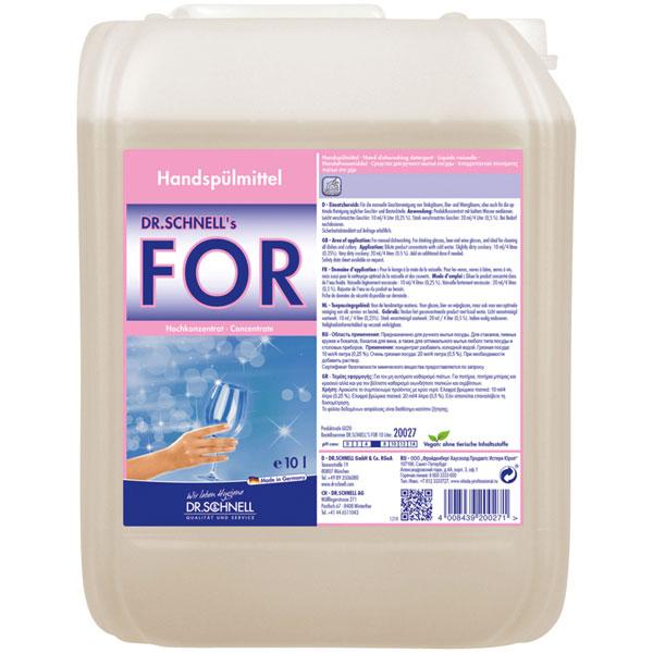 Dr.Schnell  For Handspülmittel