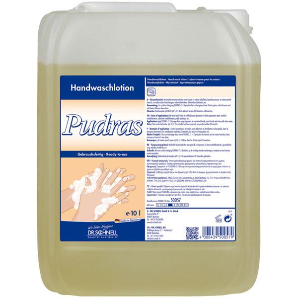 Dr.Schnell Pudras Handwaschlotion 10 Liter