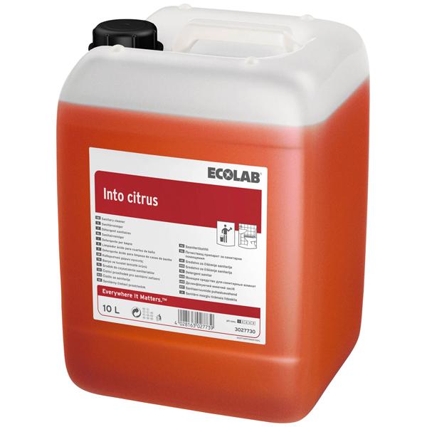 Ecolab Into® Citrus