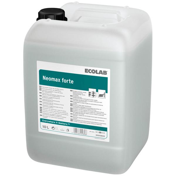 ECOLAB Neomax forte Automatenreiniger 10 Liter