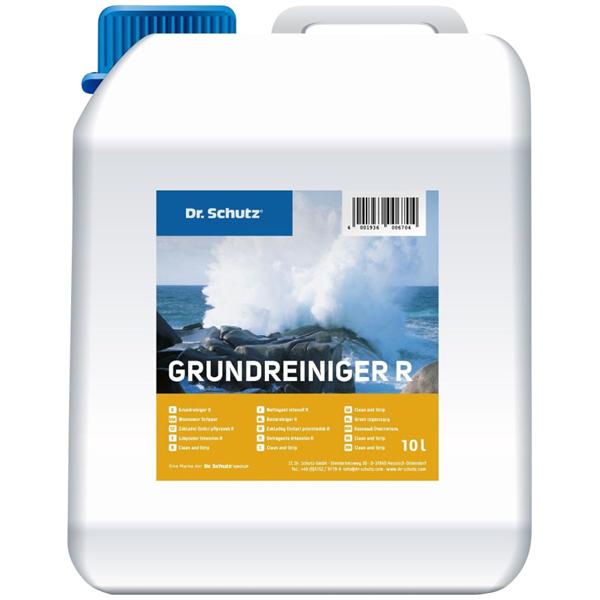 Dr.Schutz CC-Grundreiniger R 10 Liter