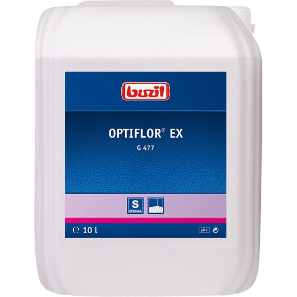 Buzil G 477 Optiflor® Ex Sprühextraktions-Reiniger 10 Liter