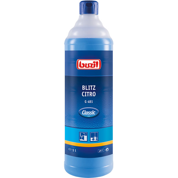 Buzil G 481 Blitz Citro
