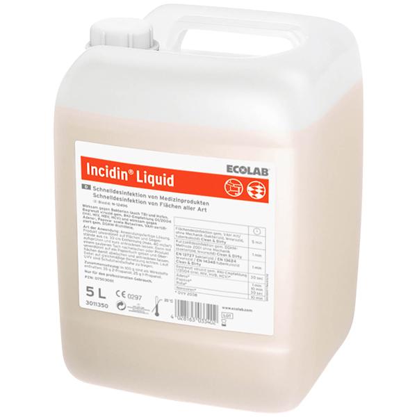 Incidin ® Liquid - mit Duftstoffen++