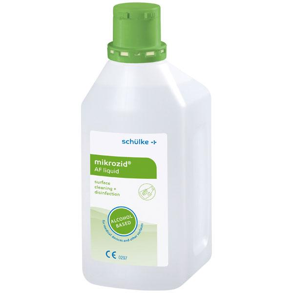 Schülke & Mayr mikrozid® AF liquid Flächendesinfektion 1 Liter