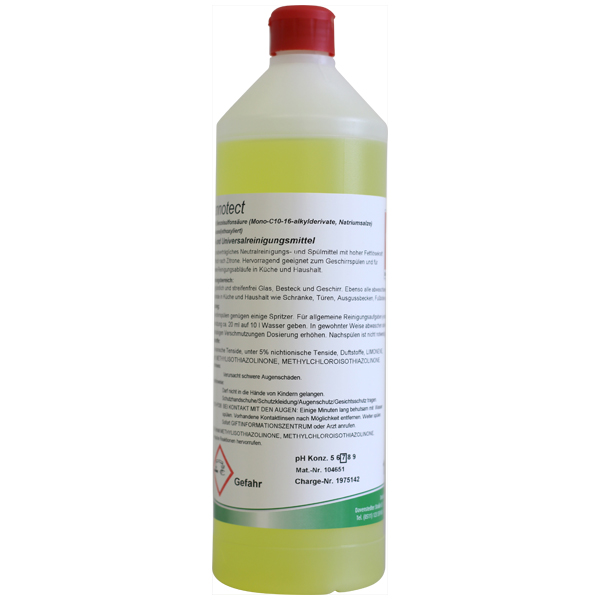 Hahnerol Hannotect Neutralreiniger 1 Liter