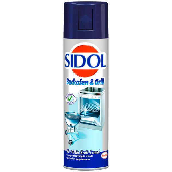 Sidol Backofen- & Grillreiniger 500 ml