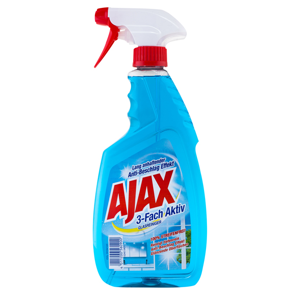 Ajax Glas- / Flächenreiniger