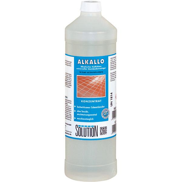 Solution Alkallo Stein-Grundreiniger universell 1 Liter