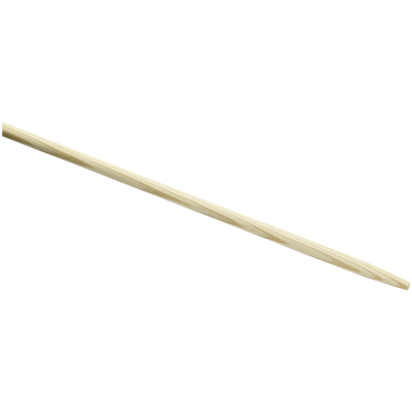 Besenstiel aus Holz 160 cm