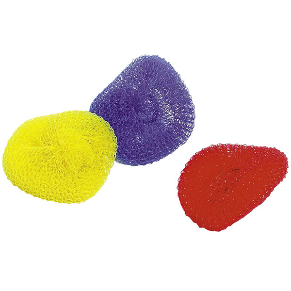 Topfball Kunststoff 3er Topfreiniger