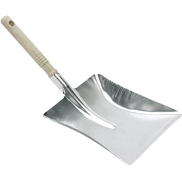 Nölle Profi Brush Kehrschaufel verzinkt 22 cm