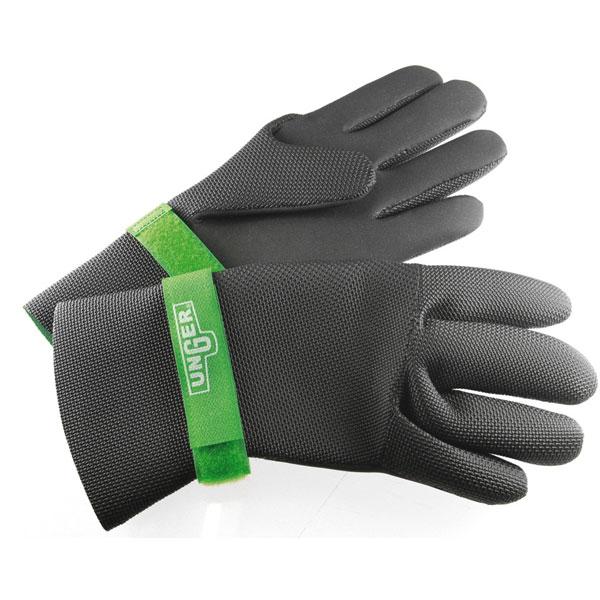 UNGER Neopren Handschuh mit Klettverschluß Gr.L