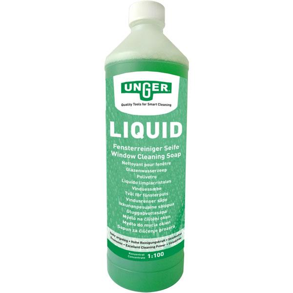 UNGER Liquid Fensterreinigung Seife