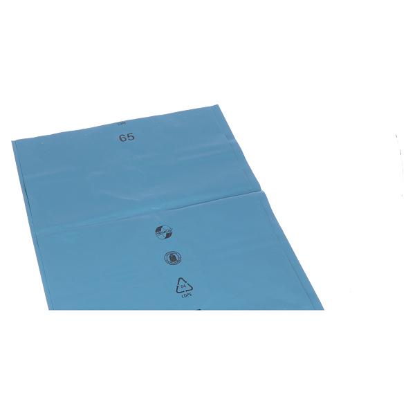 DEISS Premium® Abfallsäcke blau 240 Liter ( 100 Stück )