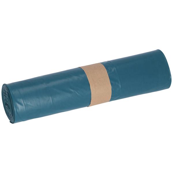 LDPE-Müllsäcke DEISS 70 L, blau