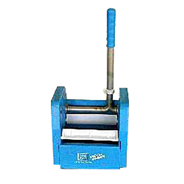 ECOLAB Floordress Presse blau aus Kunststoff