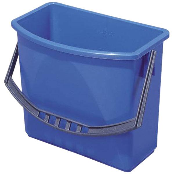 Vermop Orbit Eimer 6 Liter blau