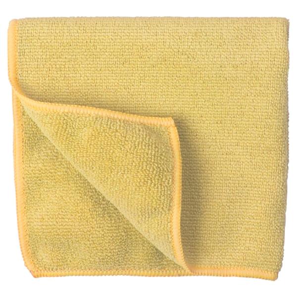 Vermop Softtronic Microfasertuch 32 x 32 cm gelb online kaufen - Verwendung 1