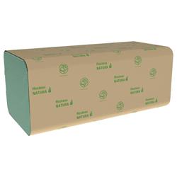 Hostess™ Natura™ Papierhandtücher grün 6019