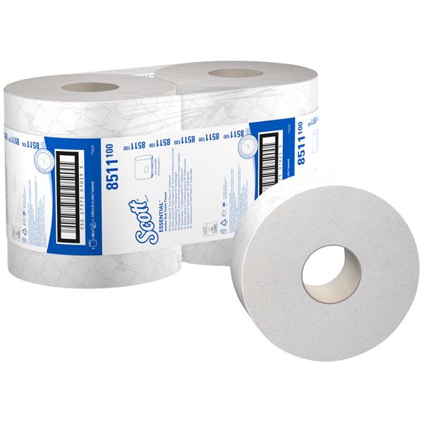 Scott SCOTT® ESSENTIAL Maxi Jumbo Toilet Tissue