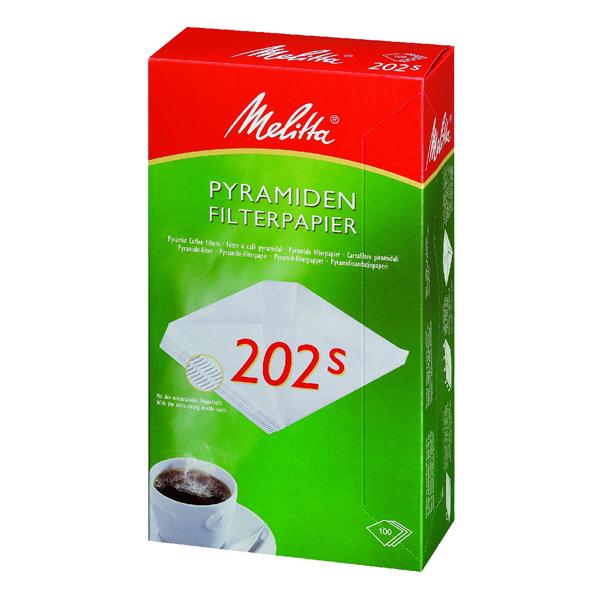 Melitta ® Pyramidenfilter PA SF 202 S