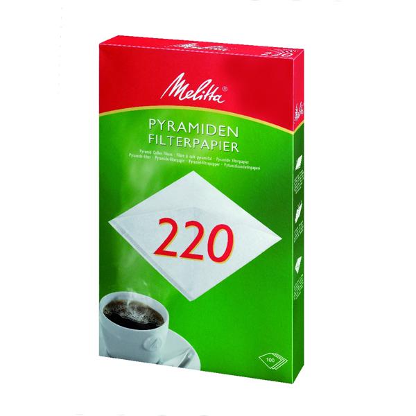 Melitta ® Pyramidenfilter PA SF 220 G