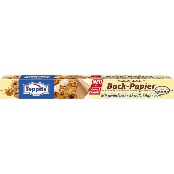 Melitta Toppits Backpapier 8m